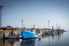 Petit port (Luc Jacob) Tags: gaspésie lieux nature vacance vacances villes voyage voyages