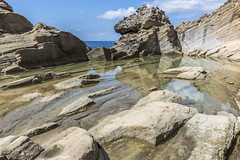 Calot d'es Moro (pinusylvestris) Tags: mallorca isla spain baleares water