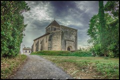 Commune de Saint Martin du Bois 2/3 (Fotomaniak 53) Tags: église village gironde 33 septembre 2018 été fotomaniak53 eos raw 550d