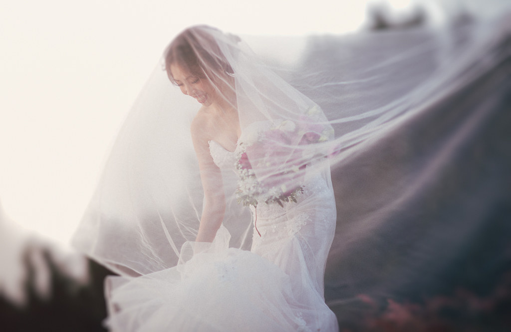 台南婚紗|超特別的露營車婚紗照!創造輕鬆的野餐氛圍!Alice Bride