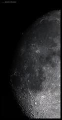 Mosaïque lunaire (Adrien Witczak) Tags: astrophotographie adrienwitczak lune systèmesolaire espace ciel tycho copernic