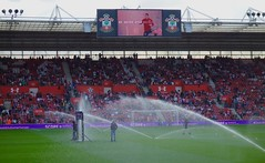 Southampton v Leicester City, Premier League, August 2018 (sbally1) Tags: saints southampton sfc leicestercity stmarysstadium stmarys football premierleague soccer footballfans sportsphotograph