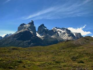 Paisajes,parque nacional Torres Paine,patagonia Chile