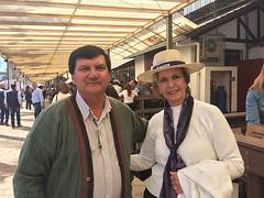 28/08/18 - Visita a 41ª Expointer em Esteio