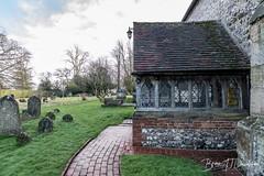 St_Martins_Westmeston-8 (dandridgebrian) Tags: sussex southdowns westmeston church sussexchurch