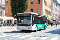 IVB Innsbruck - Mercedes Benz Citaro (Riccardo Borlenghi) Tags: evobus mercedes benz citaro c2 innsbruck public transport autobus trasporto pubblico bus ivb tirol voith diwa