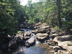 Glade Creek Grist Mill (Bitmapped) Tags: babcockstatepark clifftop fayettecounty usa westvirginia