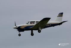 G-DIZY Piper PA-28R-201T Turbo Cherokee Arrow III, DIZY Aviation Ltd, Gloucestershire Airport, Staverton, Gloucestershire (Kev Slade Too) Tags: gdizy piper pa28r turbocherokeearrow dizyaviationltd egbj gloucestershireairport staverton gloucestershire