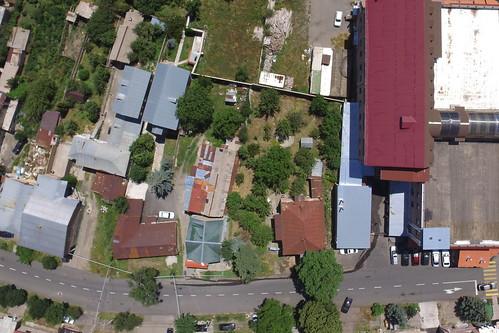 Tsaghkadzor, Garden, aerial view, 2018.07.19 (02)