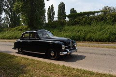 on the road again - 23 (fotomänni) Tags: oldtimer oldtimertreffen oldtimerausfahrt oldies oldcars old alteautos alt classiccars historischefahrzeuge manfredweis