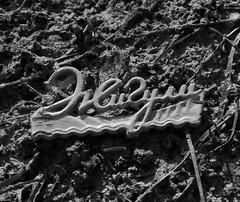Жигули / Zhiguli (Ebola Noses) Tags: жигули автоваз лада ссср россия авто автомобиль логотип avtovaz auto car lada logo russia ussr монохром monochrome