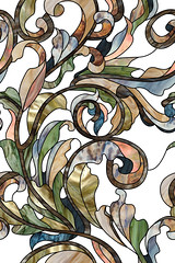 Scroll (boodiba) Tags: surfacedesign printandpattern windowfilm walldecal designer graphicdesigner printandpatterndesigner creativecloud adobeillustrator photoshop indesign pdx