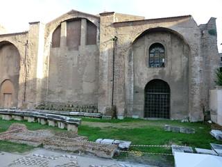 CIMG0348 Baths of Diocletian