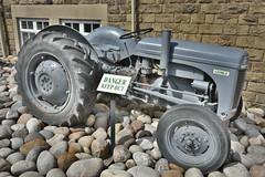 Vintage Tractor (Bri_J) Tags: stanageedge peakdistrict nationalpark hathersage derbyshire uk countryside nikon d7200 hdr vintagetractor tractor grey