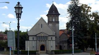Evangelische Kirche Hradec Kralove