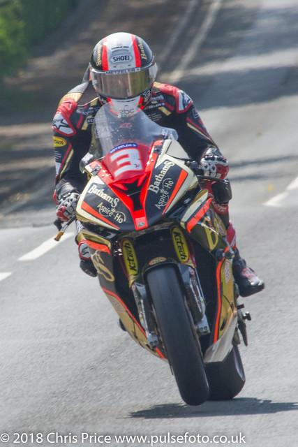 Isle of Man TT 2018: Superstock TT