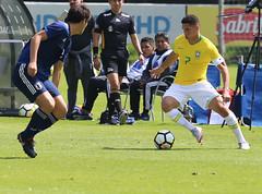 Seleção Brasileira Sub-20 1 x 1 Japão (cbf_futebol) Tags: seleção sub20 futebol japão soccer brasil brasileira futbol