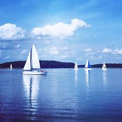 Mazury! (LukaszKrawczynski) Tags: niceshit water poland summer boats sailing nature mazury