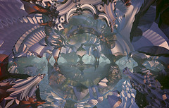 The theatre for a very special performances (msdte) Tags: 3d 3dart abstract cgart fractal fractals fragmentarium