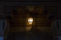 2018-4652 (storvandre) Tags: morocco marocco africa trip storvandre marrakech historic history casbah ksar bahia kasbah palace mosaic art