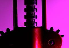 Corkscrew ... (acwills2014) Tags: macromondays cogwheel wine corkscrew abstract macro