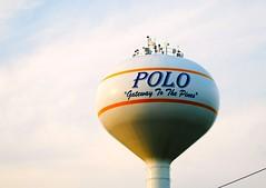 Polo, Illinois (Cragin Spring) Tags: illinois il midwest unitedstates usa unitedstatesofamerica smalltown polo poloil poloillinois oglecounty watertower
