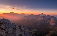 First Light (Ping...) Tags: dolomites