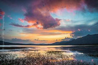 Other summer sunset