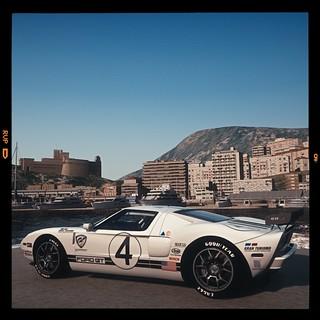 GT at Monaco | GTA V