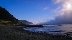Oregon Coast (MarisObscura) Tags: seaside coast oregon hwy101 sunset