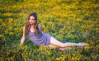 Beautiful Classical Ballet Ballerina Model Venus! Pretty Tiny Dancer California Spring Superbloom Wildflowers! Ballet Pointe Shoes Leotard Professional Ballerina Goddess! Sony A7 R Carl Zeiss F1.8 Sony 55mm F1.8 Sonnar T FE ZA Prime Lens 45SURF dx4/dt=ic