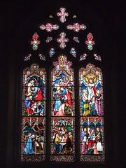 St. Mary's Church, Sutton Valence, Kent (Living in Dorset) Tags: stainedglasswindow churchwindow church window stmaryschurch sutton valence kent uk gb suttonvalence