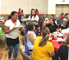 "Grapevine-Colleyville Education Foundation New Educators Luncheon 2018 • <a style=""font-size:0.8em;"" href=""http://www.flickr.com/photos/159940292@N02/43999529384/"" target=""_blank"">View on Flickr</a>"