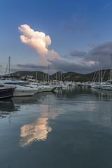 Port de Andratx (pinusylvestris) Tags: mallorca isla spain baleares water nubes