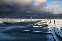20100108-IMG_6625 (Detlef Lau) Tags: kühlungsborn winter hafen boote seegelboote