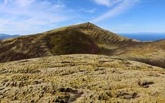 Tindur Grímsfjalls (hó) Tags: grímsfjall snæfellsnes peak mountain iceland moss sky clouds landscape august 2018