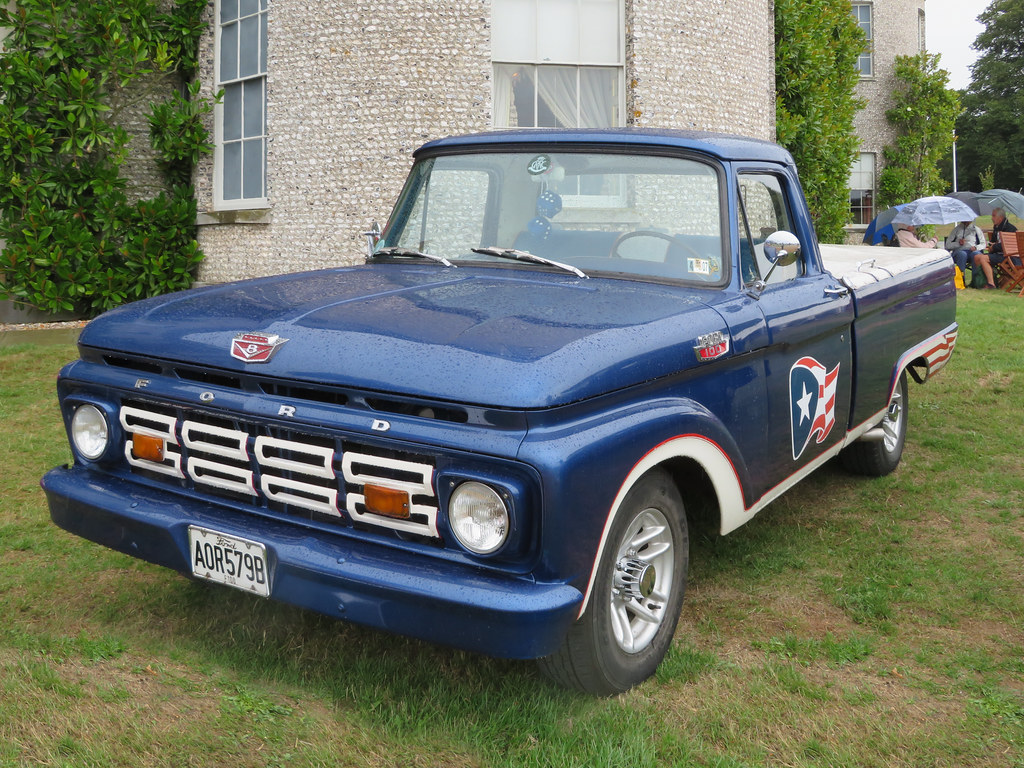 The Worlds Newest Photos Of F100 And Pickup Flickr Hive Mind 1964 Ford Truck Styleside Pick Up Jane Sanders Tags Goodwood Westsussex Sussex Goodwoodroadracingclub