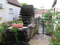 Crécy-la-Chapelle,  walk along the river (Sokleine) Tags: moulin watermill mill water eau river rivière grandmorin crécylachapelle 77 seineetmarne iledefrance france heritage