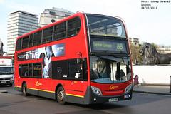 London Central E120 (pretsend (jpretel)) Tags: adl alexander dennis enviro 400 e120 goahead londoncentral lx09fbo