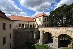 Schloss Znaim / zamek Znojmo (liakada-web) Tags: českárepublika czechrepublic mähren moravia tschechien znaim znojmo castle schloss zamek cze