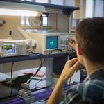 Лаборатория кафедры общей физики МФТИ