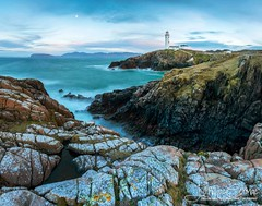 Fanad Head Lighthouse (JasonMacPhoto) Tags: lighthouse donegal ireland irish landscape seascape morning rugged epic coast coastline rocks canon canoneos sigma panorama rock sea sky ocean remote explore