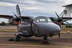 Let L-410UVP-E Turbolet - 02 (NickJ 1972) Tags: riat raf fairford royalinternationalairtattoo airshow 2018 aviation let l410 turbolet l401