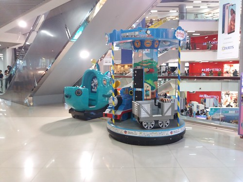 Singapore Causeway Point Mall Jolly Roger The Octonauts and