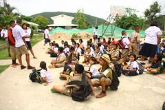 Banhindad Kiddos (Pcsyafira) Tags: thailand aiesecthailand explorethailand canondslr eos mae wong district nakhon nakhonsawan digital f456 globalvolunteer volunteer teach english aiesec eos40d ethnicity tropical culture potrait