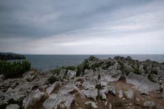 Stone Cliff Sea Surreal (trsl1234) Tags: stones cliff fjord sea panorama surreal rocks rock ocean