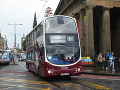 Lothian Buses 775 SN56 ADO on 11, Princes St, Edinburgh (sambuses) Tags: lothianbuses 775 sn56ado