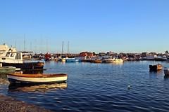 La Balata...di Marzamemi (Meteoraaaa) Tags: porto sicilia sicily riflessi mare barche balata porticciolo marzamemi vendicari