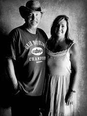 prtrt (maj488/mike) Tags: portrait portraiture married marriedlife moontan256 hat hattrick hats summer 2018 green greendress okie okienoodling okienoodlingchampion musician musicians