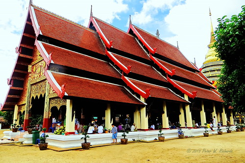 Wat Phratat Lampang Luang